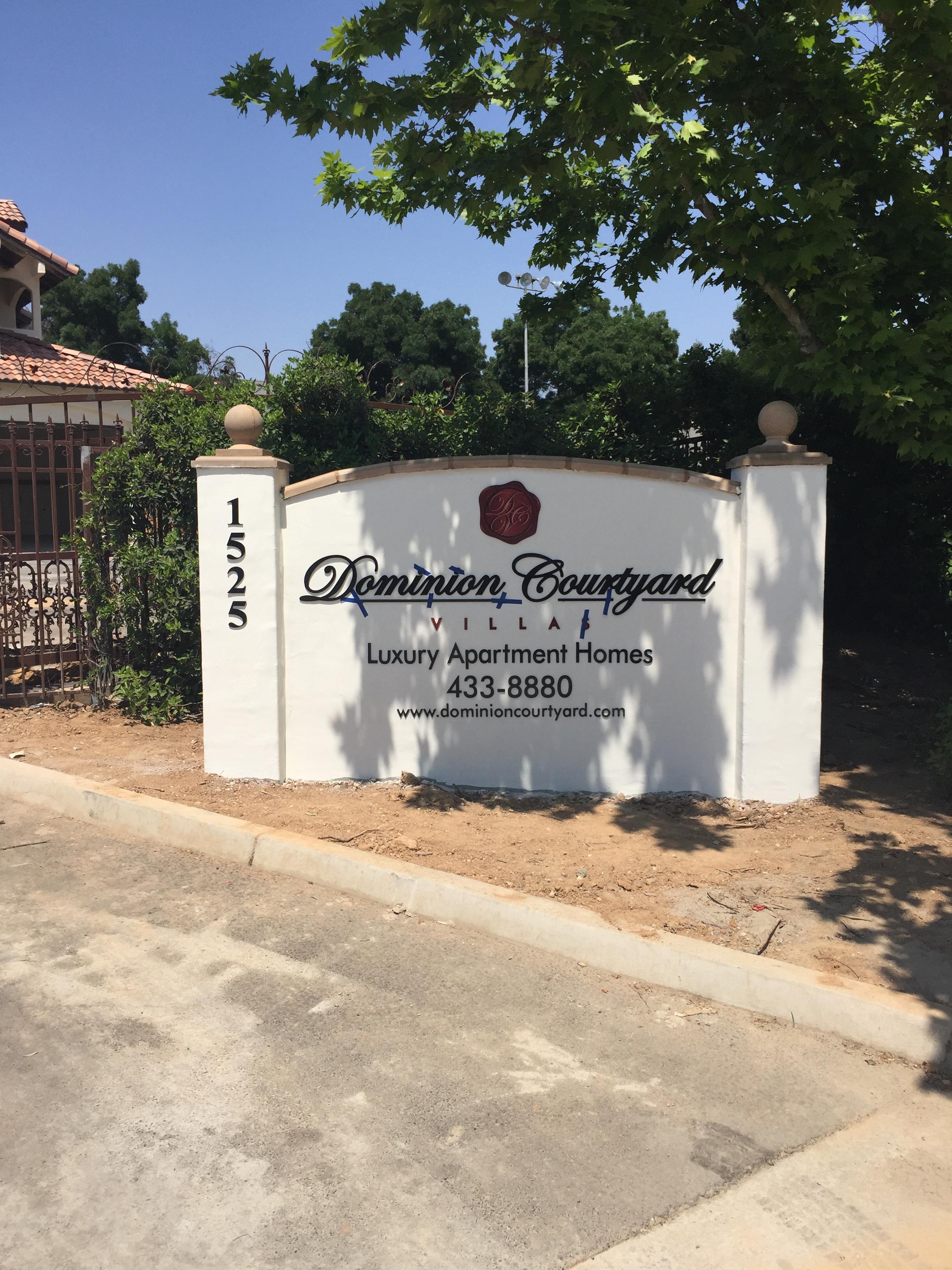 Dominion Courtyard Villa